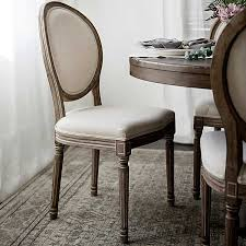 Ivory Louis Dining Chair Kirklands