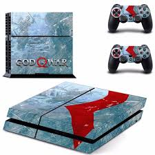 Game God Of War 4 Farcry Ps4 Skin Sticker Consoleskins Co