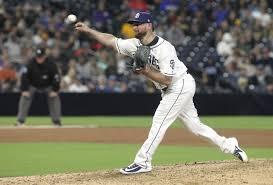 Column: Padres' door-slamming closer Kirby Yates understated ...