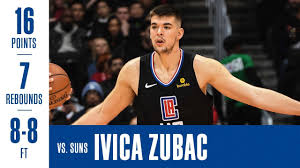 Ivica Zubac Highlights vs. Suns | 2/13 - YouTube