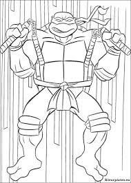 Ninja Turtles Kleurplaten Kleurplaten Eu