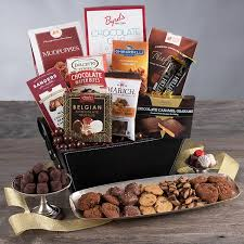 gourmet gift basket select by