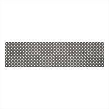 Matrix 2400 X 600mm Slate Grey Diamond Fence Extension Lattice