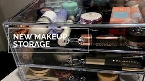 new makeup storage you