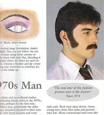 70s disco makeup