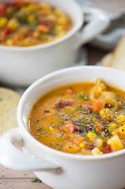 vegan vegetable and potato chowder
