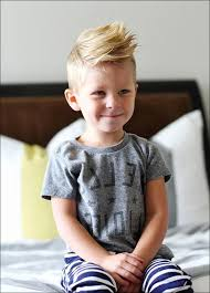boy toddlers unique cute boys haircuts