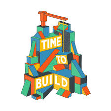 Time To Build by Adam Hayes (Print)||EVAEX: Amazon.co.uk: Kitchen & Home