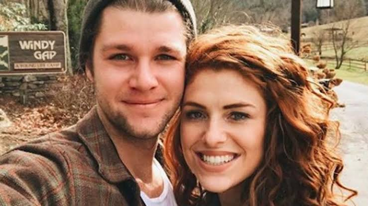 Jeremy Roloff with enigmatic, Wife Audrey Mirabella Botti