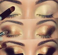 bridal makeup steps with images