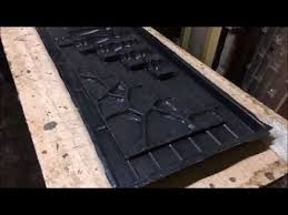 Precast Concrete Fence Panels Mold Youtube Concrete Fence Panels Precast Concrete Precast Concrete Panels