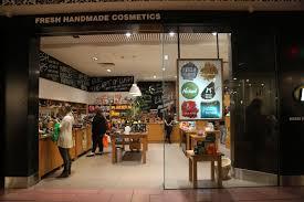 melbourne central lush cosmetics