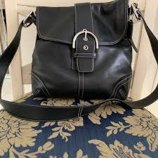 coach bags bnwot large brown leather