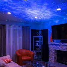 China Kids Bedroom Sleep Night Light Star Projector With Led Nebula Cloud China Night Light Star Projector