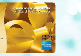 american express gift card balance