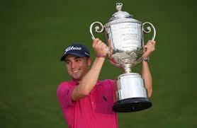 winner of the 2018 PGA Championship ...
