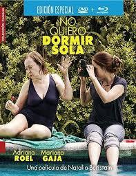 Amazon.com: No Quiero Dormir Sola Multiregion Blu Ray + DVD Spanish Only: Adriana  Roel, Mariana Gaja, Natalia Beristain: Movies & TV