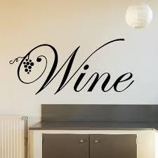 Wine Decals
