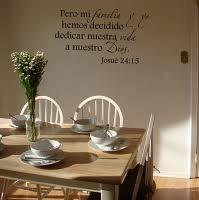 Pero Mi Familia Beautiful Wall Decals
