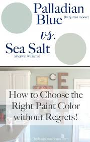 sea salt vs palladian blue choose