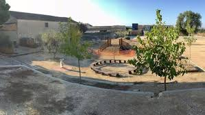 patios de los colegios