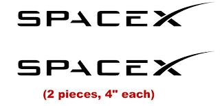Spacex X Logo Logodix