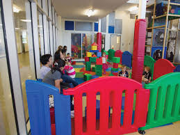 Toddler Fencing Soft Play