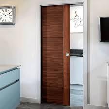 jb kind sliding single pocket door