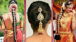 indian bridal hairstyles wedding