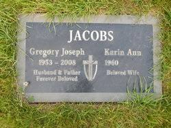 Gregory Joseph Jacobs (1953-2008) - Find A Grave Memorial