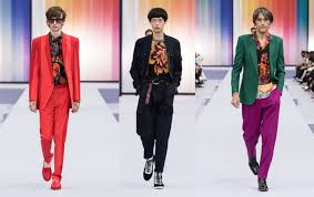 Check out Paul Smith's Spring/Summer 2018 collection - Esquire Middle East