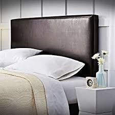 strikingly ideas full leather headboard