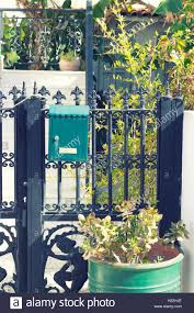 Gate Mailbox High Resolution Stock Photography And Images Alamy