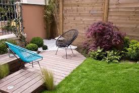 modern gardens characteristics ideas