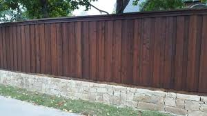 Dark Walnut Ready Seal Staining Wood Fence Fence Stain Fence Design