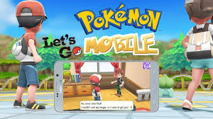 Pokémon: Let's Go, Pikachu! Eevee! Mobile Gameplay (Android APK ...
