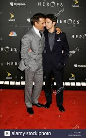 Adrian Pasdar and Milo Ventimiglia 'Heroes' countdown to the ...