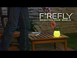 Z Fence Mosquito Repellant Firefly Silicone Solar Lantern Youtube