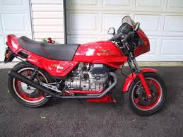 old world charm 1986 moto guzzi 1000