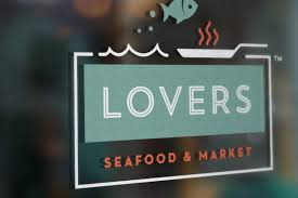 Menu For Lovers Seafood & Market ...