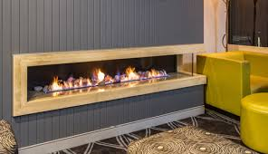 hybrid gas fireplace real flame gas
