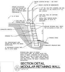 retaining wall architekwiki