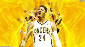 indiana pacers paul george wallpaper