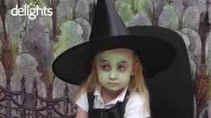 witch face paint children s