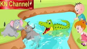 Hoạt hình KN Channel BÉ NA THI BẮT CHUỘT VỚI MÈO & CHÓ tập 4 ...