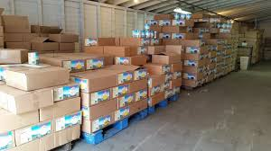 Snacks Warehouse Setting Trends
