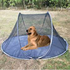 Foldable Dog Cat Tent House Outdoor Travel Kennels Fence Puppy Cage Playpen Anti Mosquito Kitten Teepee Sleeping Mat Houses Kennels Pens Aliexpress