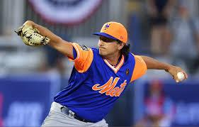 Stony Brook University alum Daniel Zamora is now a Mets big-leaguer