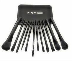 mac makeup brush kit professional