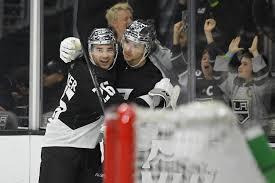 Adrian Kempe scores in overtime to lift Kings over Devils - Los Angeles  Times